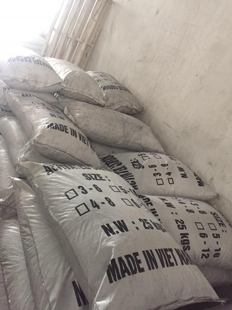 Công ty bán than hoạt tính lọc nước tại TP Vinh - Nghệ An
