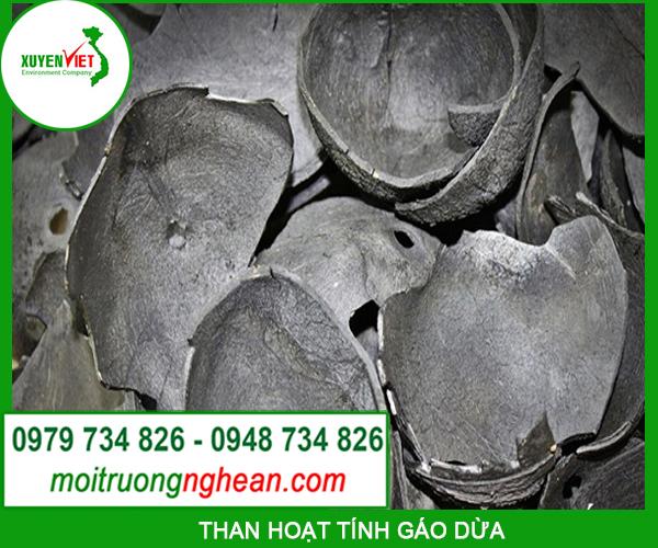 Mua than hoạt tính ở đâu tại Nghệ An - Than hoạt tính Hà Tĩnh